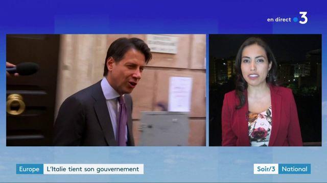 Italie : un gouvernement a été formé