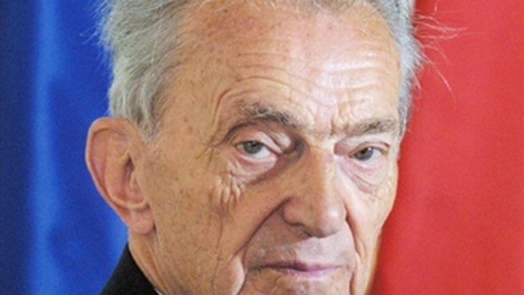François Luchaire fut membre du conseil constitutionnel de 1965 à 1974 (© AFP)