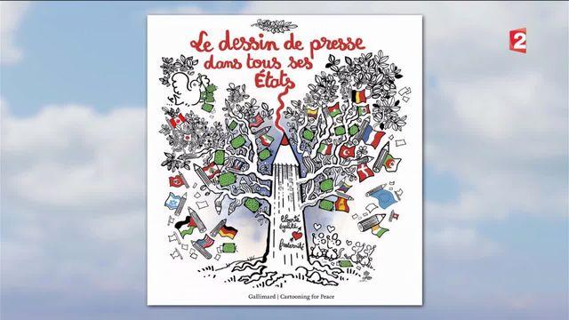 Plantu présente son nouvel album de dessins pour rassembler les peuples