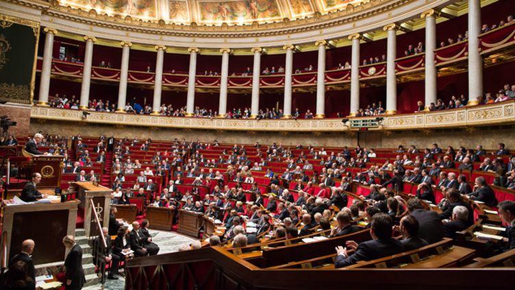(L'Assemblée nationale © Maxppp)