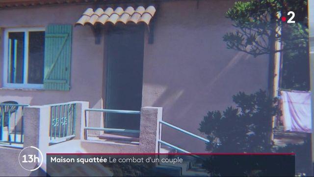 Alpes-Maritimes : le combat d'un couple face à des squatteurs