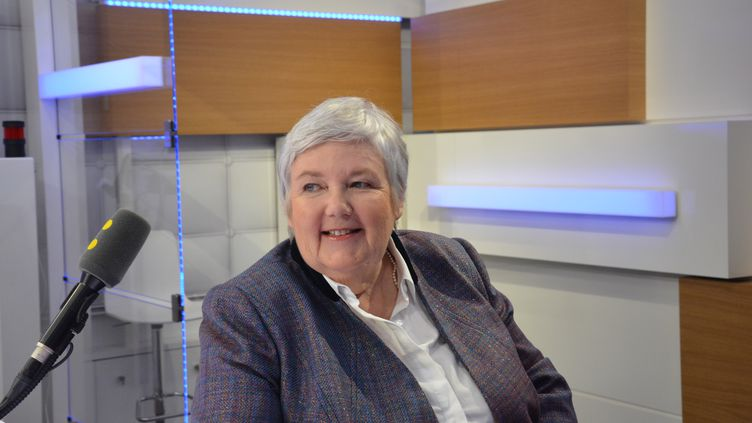 Jacqueline Gourault, ministre auprès du ministre de l'Intérieur. (JEAN-CHRISTOPHE BOURDILLAT / RADIO FRANCE)