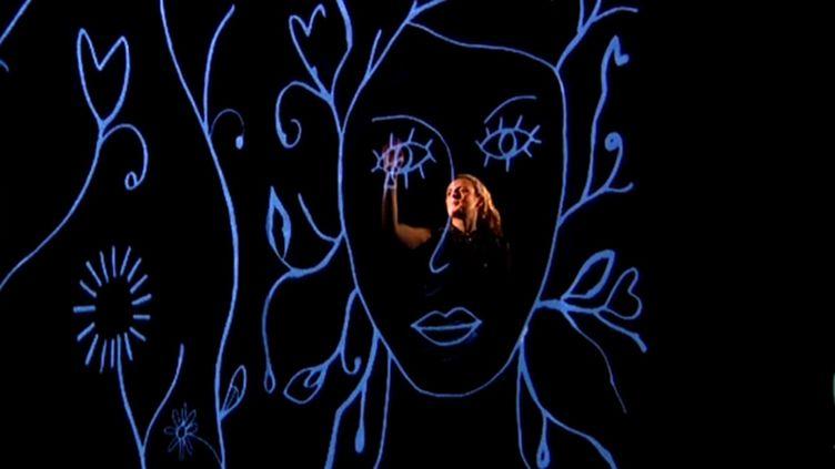 """Aurore Auteuil dans """"Sahar et Jérémy""""  (France 3/Culturebox)"""