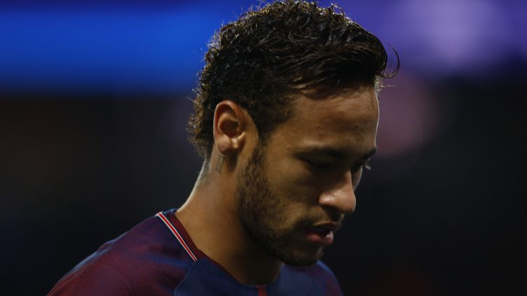 Buteur cette semaine en Ligue des Champions face à Anderlecht, Neymar est forfait face à Angers. (MEHDI TAAMALLAH / NURPHOTO)