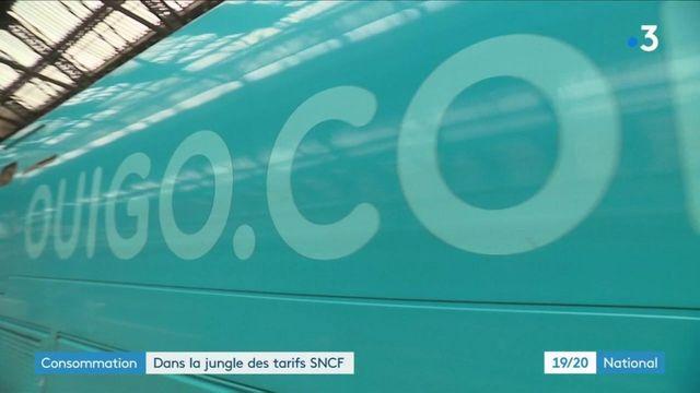 Transport : dans la jungle des tarifs SNCF