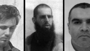 La justice irakienne a condamné à mort, dimanche 26 mai, trois Français pour leur appartenance à l'État islamique. (FRANCE 3)