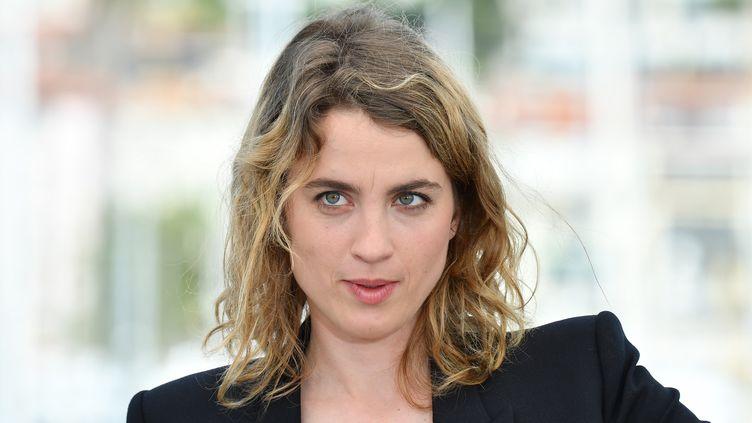 L'actriceAdele Haenelau festival de Cannes, le 20 mai 2019. (ALBERTO PIZZOLI / AFP)