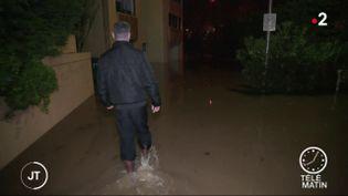 Var: à Fréjus, les habitants ont été surpris par la montée des eaux (FRANCE 2)
