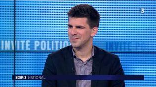 Mathieu Hanotin (PS) (France 3)
