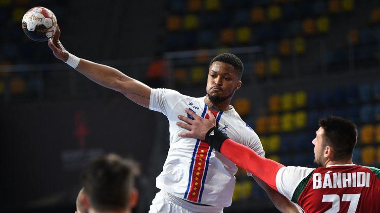 Le Cap-Vert a déclaré forfait pour la suite du Mondial 2021 de handball. (ANNE-CHRISTINE POUJOULAT / POOL)