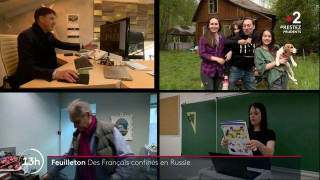 Coronavirus : ces Français toujours confinés en Russie