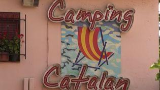 Un camping à Argelès-sur-Mer (Pyrénées-Orientales) (France 2)