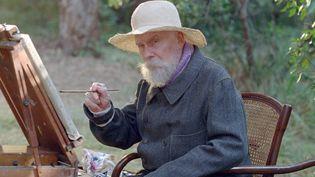 """Michel Bouquet incarne Auguste Renoir, dans """"Renoir"""", de Gilles Bourdos, en salles le 2 janvier 2013. (MARS DISTRIBUTION)"""