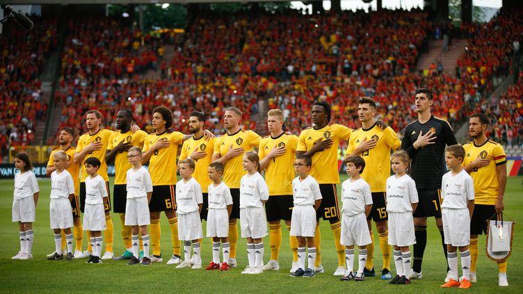 La Belgique prête pour la Coupe du monde (BRUNO FAHY / BELGA MAG)
