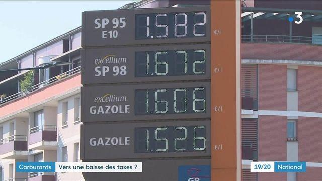 Prix du carburant : le gouvernement va-t-il baisser les taxes ?