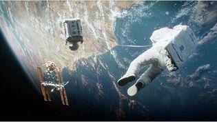 """""""Gravity"""" de Alfonso Cuaron  (Warner Bros. France)"""