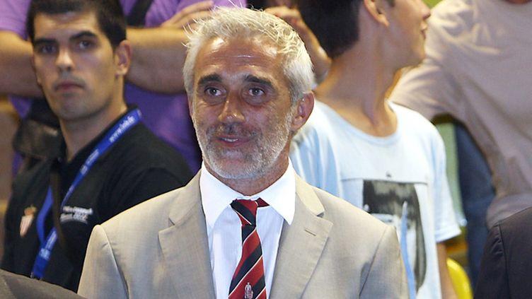 Le président de la LNH, Philippe Bernat-Salles