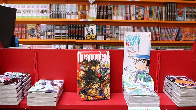 Mangas / Illustration  (IP3 Press / MAXPPP)