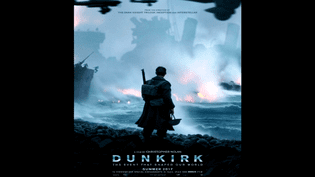L'affiche de Dunkirk  (culturebox)