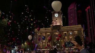 Nouvel An 2021: les célébrations à travers le monde (FRANCE 2)
