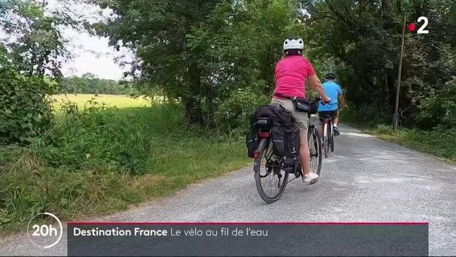 Destination France : le vélo au fil de l'eau