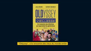 "Le livre de Julia Mourri, ""Oldyssey"" (FRANCEINFO)"