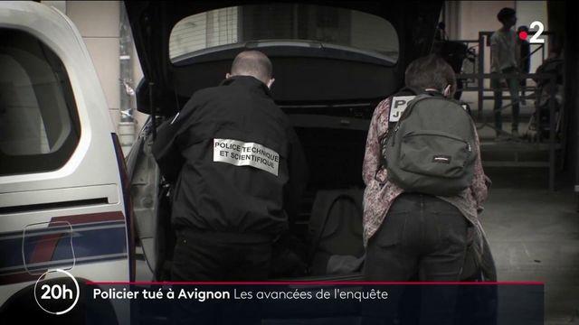 Policier tué à Avignon : comment les enquêteurs ont retrouvé la trace des suspects