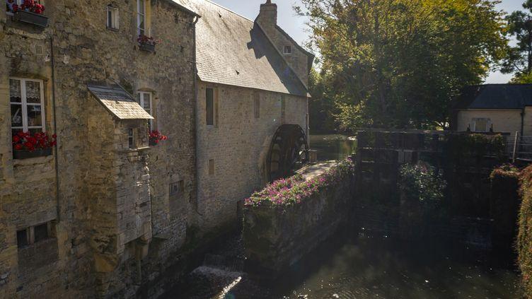 Moulin à eau à Bayeux, en Normandie. Illustration (GETTY IMAGES)