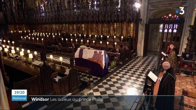 Royaume-Uni : la famille royale et les Britanniques ont fait leurs adieux au prince Philip