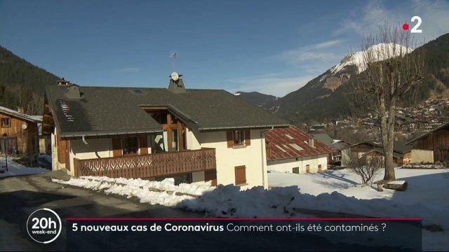 Coronavirus 2019-nCoV : 5 cas nouveaux cas détectés en France