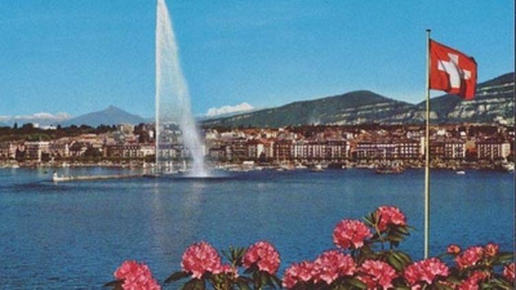 Le lac de Genève. (© France)