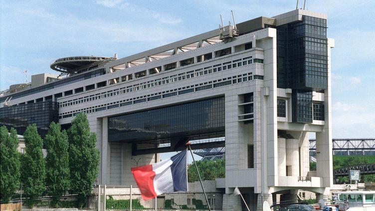 Le ministère de l'Economie et des Finances à Paris. (MAXPPP)