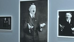 """""""Un dictateur en images"""", une exposition à découvrir jusqu'au 23 septembre 2018 au Pavillon Populaire de Montpellier  (Capture d'image France 3/Culturebox)"""