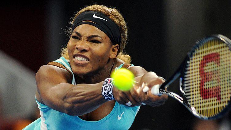Serena Williams  (WANG ZHAO / AFP)