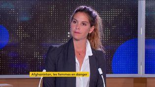 Solène Chalvon-Fioriti. (France 2)
