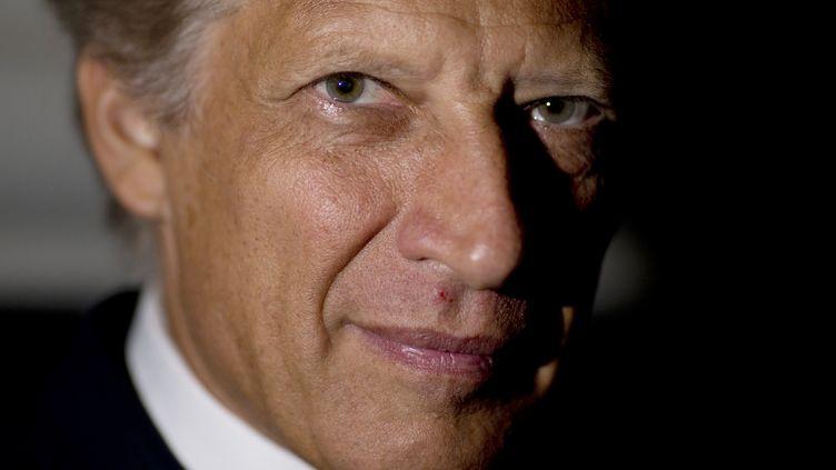 L'ancien Premier ministreDominique de Villepin, à Paris, le 13 septembre 2013. (JOEL SAGET / AFP)