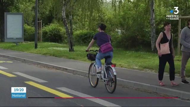 Déconfinement : les Français se tournent vers le vélo