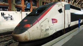 """Charles Simon raconte au """"Point"""", le 13 août 2015, attendre une affectation de la SNCF depuis douze ans. (MAXPPP)"""