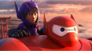 """""""Les Nouveaux héros"""" deDon Hall et Chris Williams (II)  (The Walt Disney Company France )"""