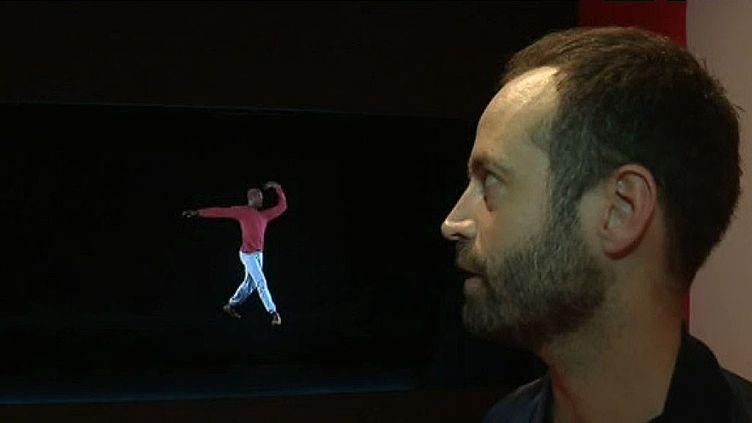 """""""Reflection Redux"""", l'exposition-expérience autour des univers de Benjamin Millepied et Barbara Kruger  (France 3 / Culturebox )"""