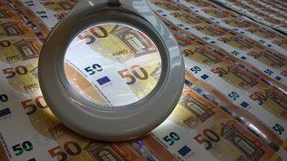 Les nouveaux billets de 50 euros, mis en circulation mardi 4 avril 2017. (© European Central Bank)