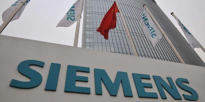 Le siège du géant allemand en Chine (EyePress News)