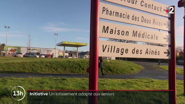 Initiative sociale : un lotissement adapté aux seniors