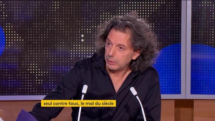 Eric Sadin (FRANCEINFO)