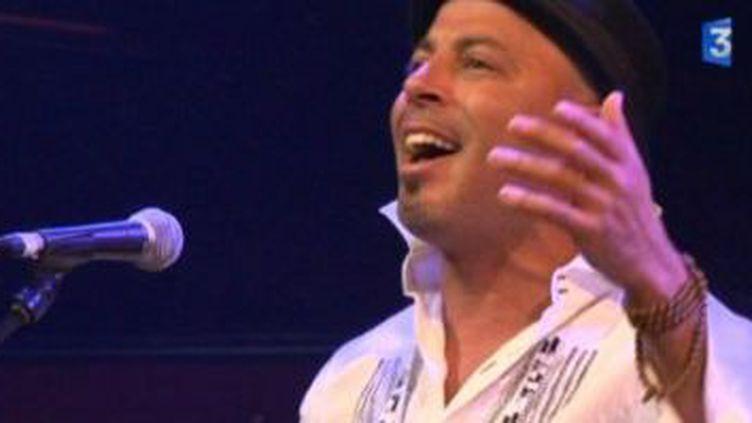 Extrait du concert de Dhafer Youssef à Jazz sous les Pommiers  (Culturebox)