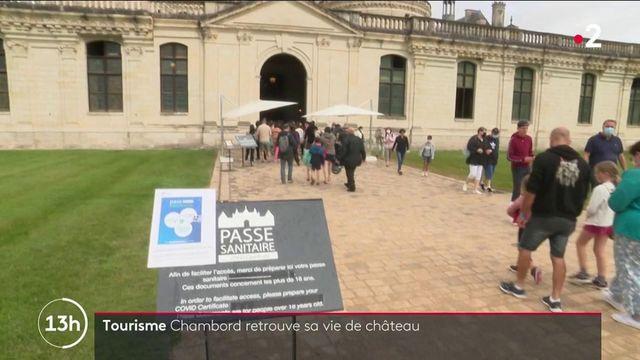 Tourisme : Chambord s'anime à nouveau