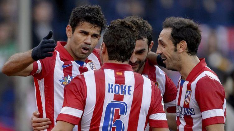 Diego Costa (Atlético Madrid) (DANI POZO / AFP)