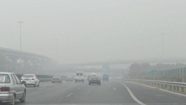 Photo prise le 1er novembre 2011 à Pékin. (STR / AFP)