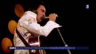 Elvis Presley reste une idole 40 ans après sa mort. (FRANCE 3)