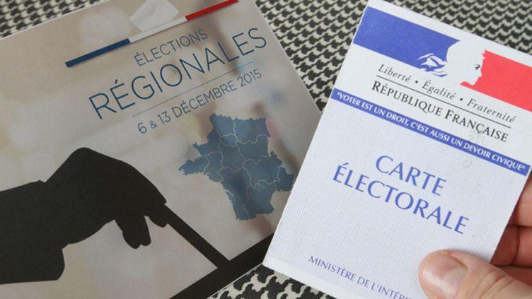 (200.000 électeurs de plus pour les régionales © Maxppp)
